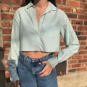 Altered JCREW Early 2000's Vintage Top